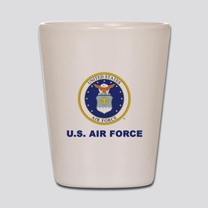 U.S. Air Force Shot Glass