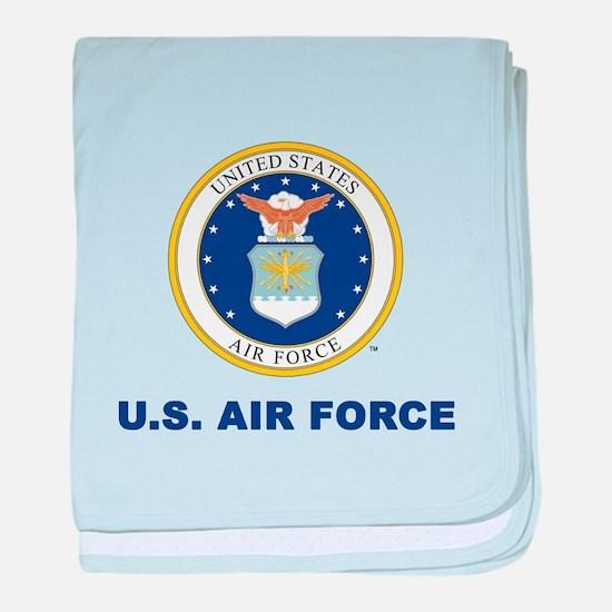 U.S. Air Force baby blanket