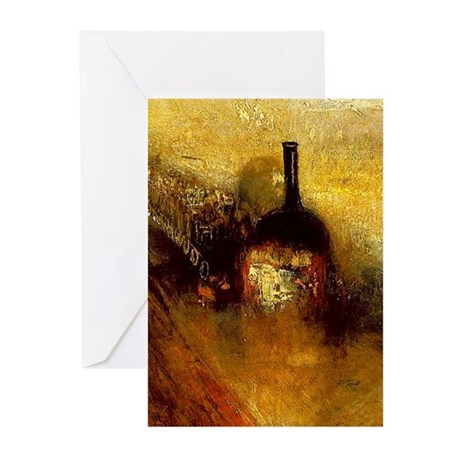 Steam Train Greeting Cards (Pk of 20)
