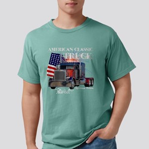 Classic Peterbilt Truck Women's Dark T-Shirt