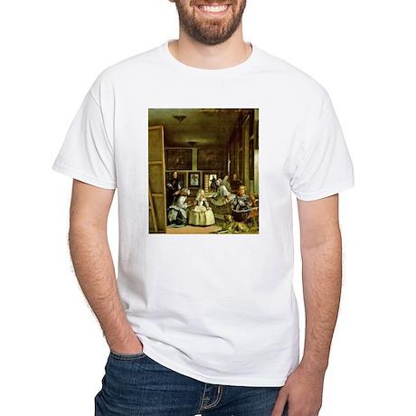 Meninas White T-Shirt