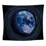 Celtic Blue Moon Wall Tapestry