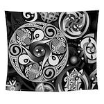 Celtic Clockwork Wall Tapestry