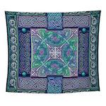 Celtic Atlantis Opal Wall Tapestry