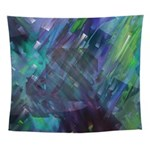 Dimensional Chill Abstract Wall Tapestry