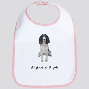 Good Springer Spaniel Bib