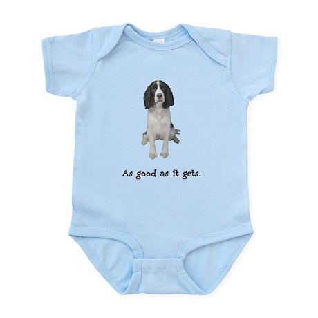 Good Springer Spaniel Infant Bodysuit