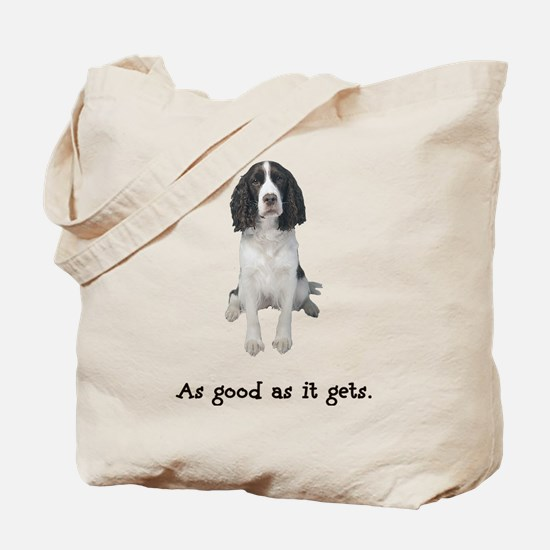 Good Springer Spaniel Tote Bag