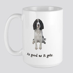 Good Springer Spaniel Large Mug