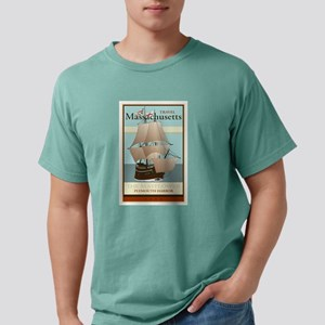Travel Massachusetts T-Shirt