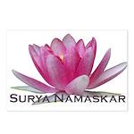 Surya Namaskar Postcards (Package of 8)