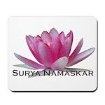 Surya Namaskar Mousepad