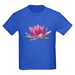Surya Namaskar Kids Dark T-Shirt