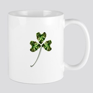 Beach Glass Irish Mug