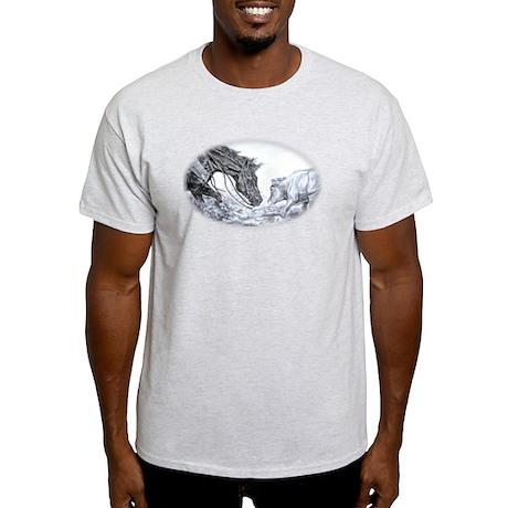 Cutting Horse Light T-Shirt