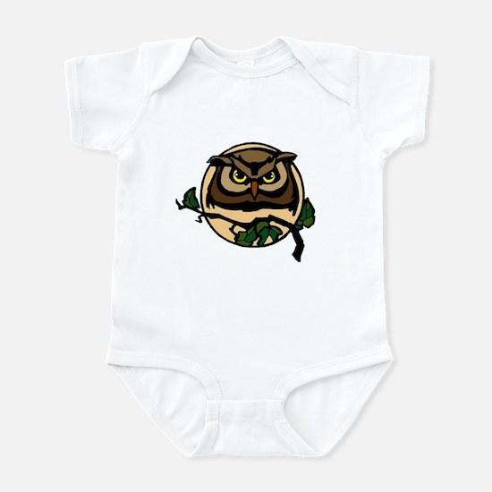 Great Horned Moon Infant Bodysuit