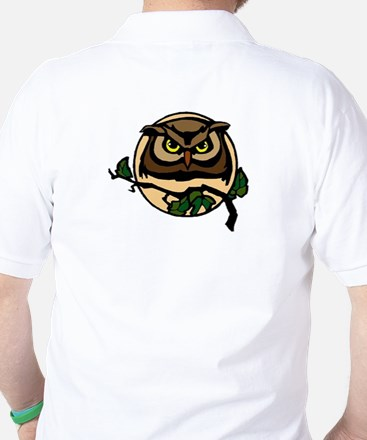 Great Horned Moon T-Shirt