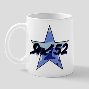 Yak 52 Blue Camo Mug