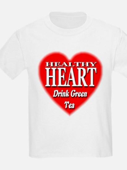 Drink Green Tea T-Shirt
