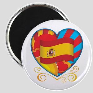 Spanish Heart Magnet