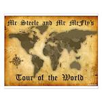 World Tour Poster (15x20)