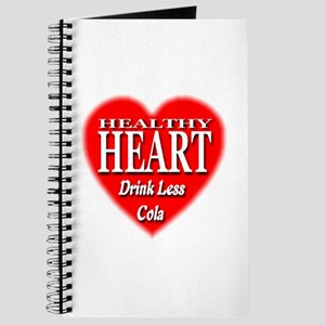 Drink Less Cola Journal