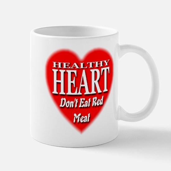 Don't Eat Red Meat Mug