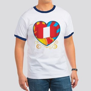 Peruvian Heart Ringer T