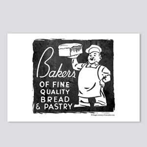 Bakers Of Bread Postcards (Package of 8)