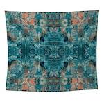 Subaqueous Kaleidoscope Wall Tapestry