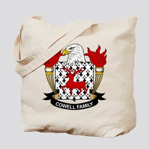 Cowell Family Crest Tote Bag