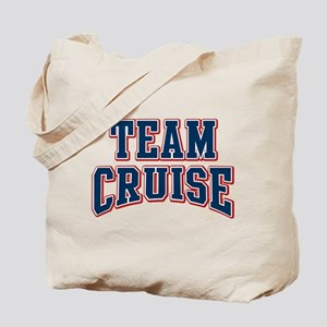 Team Cruise Personalized Custom Tote Bag