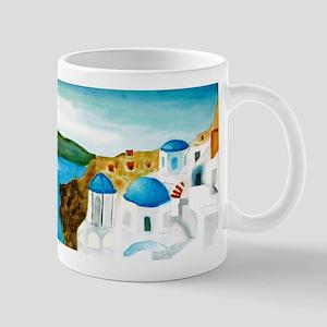Santorini Mug