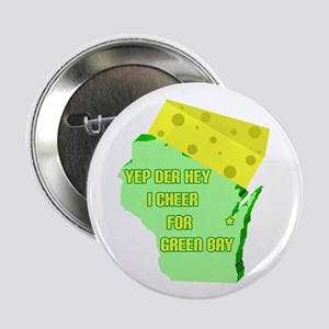 "Green Bay 2.25"" Button"