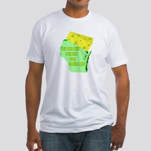 Green Bay Fitted T-Shirt
