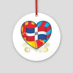 Dominican Ornament (Round)