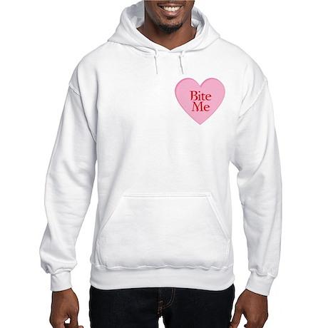 Twilight Vampire Valentine Hooded Sweatshirt