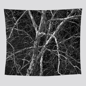 Spooky Tree Wall Tapestry