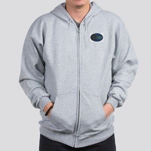 The James Arthur Petree Anima Zip Hoodie