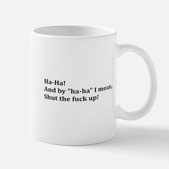 Shut the Mug