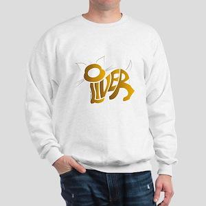 Oliver (Golden cat) Sweatshirt