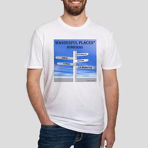Honduras Fitted T-Shirt