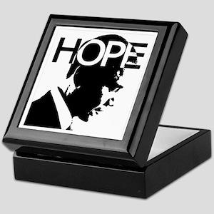 Obama hope Keepsake Box