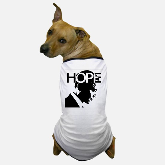 Obama hope Dog T-Shirt