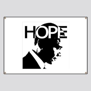Obama hope Banner