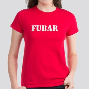 FUBAR Women's Dark T-Shirt