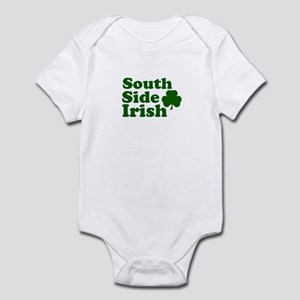 South Side Irish Infant Bodysuit