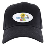 Highly Successful Kids Black Cap