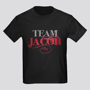 Team Jacob Kids Dark T-Shirt