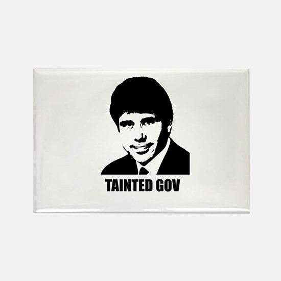 Rod Blagojevich - Tainted Gov Rectangle Magnet